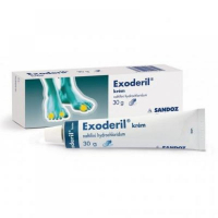 EXODERIL Krém 30 g