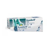 EXODERIL Krém 15 g