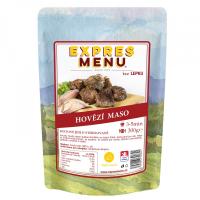 EXPRES MENU Hovězí maso bez lepku 3 porce