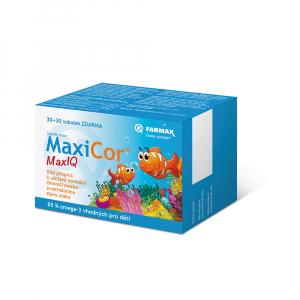 FARMAX MaxiCor MaxIQ 30+30 tobolek