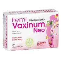 FAVEA FemiVaxinum Neo 30 tobolek
