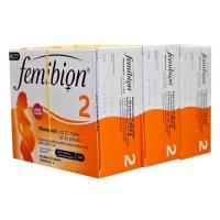 FEMIBION 2 balení 2+1 ZDARMA