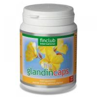 FINCLUB Glandincaps 168 kapslí