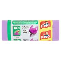 FINO Pytle odpad ucho 60L fialové (20ks)