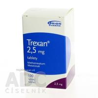 TREXAN 2,5 mg 100 Tablet