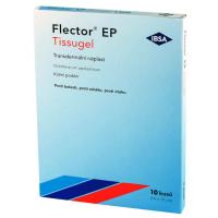 FLECTOR EP Tissugel 180 mg emp.tdr. 10 ks