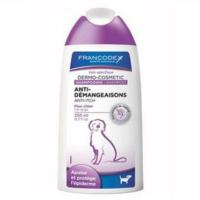 FRANCODEX Šampon proti svědění pes 250 ml