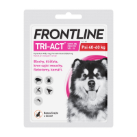 FRONTLINE Tri-Act Spot-on pro psy XL (40-60 kg) 1x6 ml