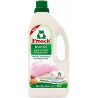 FROSCH EKO Prací prostředek na vlnu a jemné prádlo Mandle 1500 ml