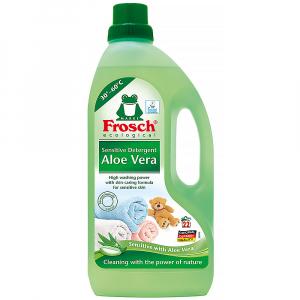 FROSCH  Prací prostředek sensitive Aloe vera 1500 ml EKO