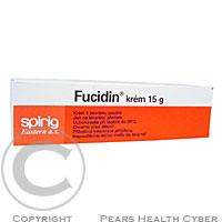 FUCIDIN CRM 1X15GM 2%