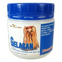 GELACAN Champion psi  barevná plemena 150 g