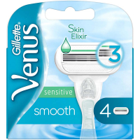 GILLETTE Venus Sensitive Smooth Náhradní hlavice 4 ks