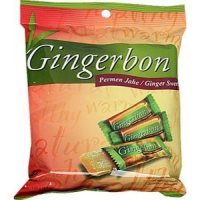 STYKRA Gingerbon zázvorové bonbony 125 g