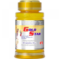 STARLIFE Gold Star 60 kapslí