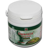GUARETA EasySlim S příchutí jablka 14 tablet