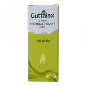 GUTTALAX Projímadlo kapky 30 ml