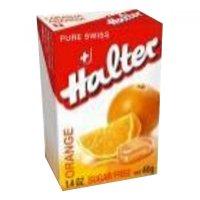 HALTER bonbóny pomeranč 40g (orange)