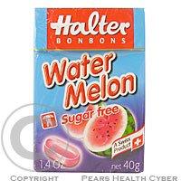 HALTER bonbóny Water Melon 40g (vodní meloun)