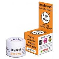 HAYMAX Aloe vera přírodní balzám 5 ml
