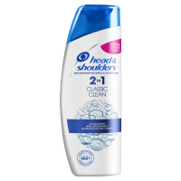 HEAD&SHOULDERS Classic Clean 2v1 Šampon proti lupům 225 ml