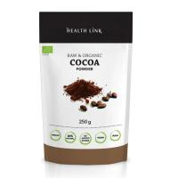 HEALTH LINK BIO Prášek kakaový Raw 250 g
