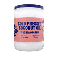 HEALTHYCO BIO kokosový olej za studena lisovaný 500 ml