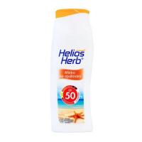 HELIOS Herb Mléko na opalování OF 50 200 ml