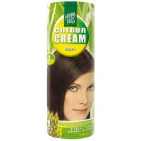 HENNA PLUS Přírodní barva na vlasy krémová HNĚDÁ 4 60 ml