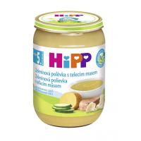 HiPP Polévka Zeleninová s telecím 190 g