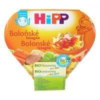 HiPP BIO Boloňské lasagne 250 g