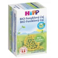 HiPP BIO Fenyklový čaj 20x1,5 g