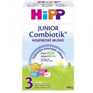 HiPP 3 JUNIOR Combiotik® Mléčná batolecí výživa 600 g