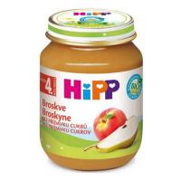 HiPP BIO Broskve 125 g