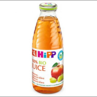 HiPP BIO Šťáva Jablečno-hroznová  500 ml