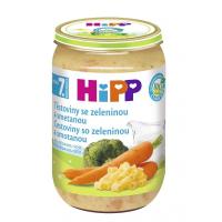 HiPP BIO Tagliatelle s brokolicí a smetanou 220 g