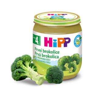 HiPP BIO První brokolice 125 g