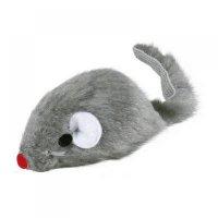 TRIXIE Kožešinová hračka pro kočku Myš 5 cm