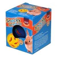 TRIXIE Hračka králík Míček s otvory na krmivo Snacky 7 cm