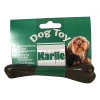 KARLIE Kost dentální pro psa čokoládová 13 cm 1 ks