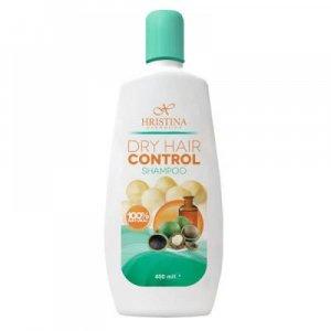 HRISTINA Přírodní šampon na suché vlasy 400 ml