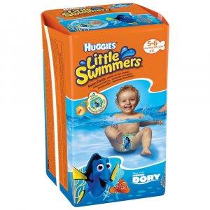 HUGGIES Little Swimmers Medium kalhotky do vody vel.5-6 / 12-18kg 11 ks