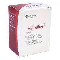 CONTIPRO Hyiodine gel 1x22 ml