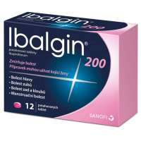 IBALGIN 200 mg 12 tablet