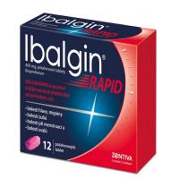 IBALGIN Rapid 400mg 12 tablet