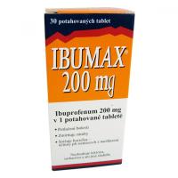 VITABALANS IBUMAX 200 mg 30 potahovaných tablet