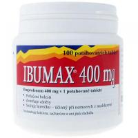 VITABALANS IBUMAX 400 mg 100 potahovaných tablet