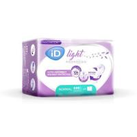 ID Light normal inkontinenční vložky dvojbalení 3 kapky 24 kusů