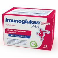 IMUNOGLUKAN P4H® 100 mg 60 kapslí