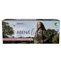 ABENA Light ultra mini 0 inkontinenční vložky 1 kapka 24 kusů